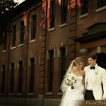 Sarah and David Get Married At The Navy Yard