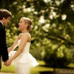 Angela And Will Say I Do At Wilmington Country Club
