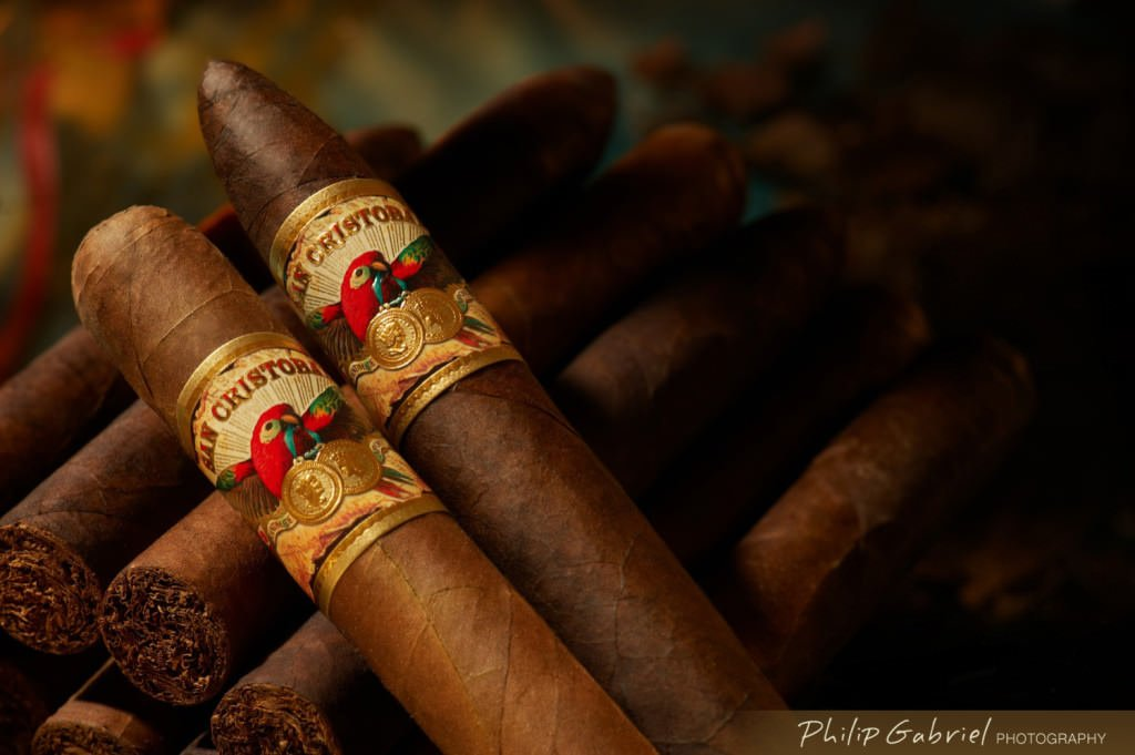 Advertising Products Cigars Photographed by Philip Gabriel Photography