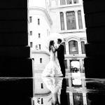 A Magical Wedding Reveal At Philadelphia's City Hall