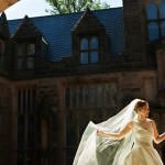 Fall In Love With An Autumn Ceremony: Alison And Greg's Princeton Wedding