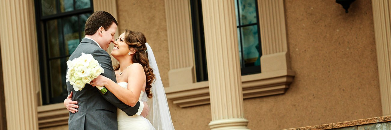 Fall In Love With Monica and Mike's Spring Wedding Photos