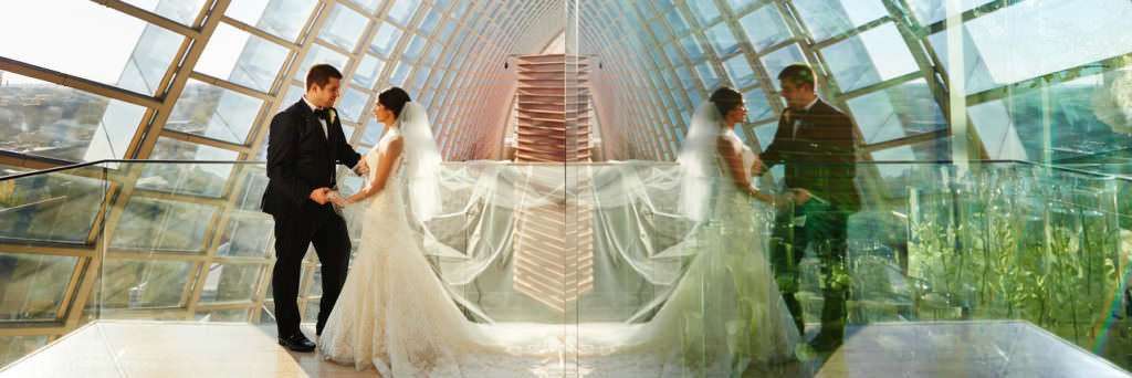 Their Journey Began In High School And Brought Them To Wedding Day At The Kimmel Center Philadelphia