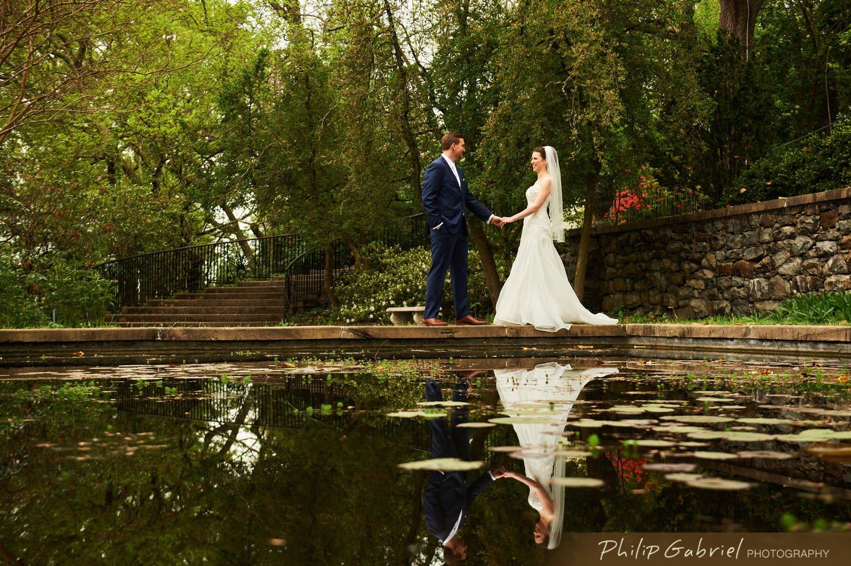 best wedding photographer near me - pond