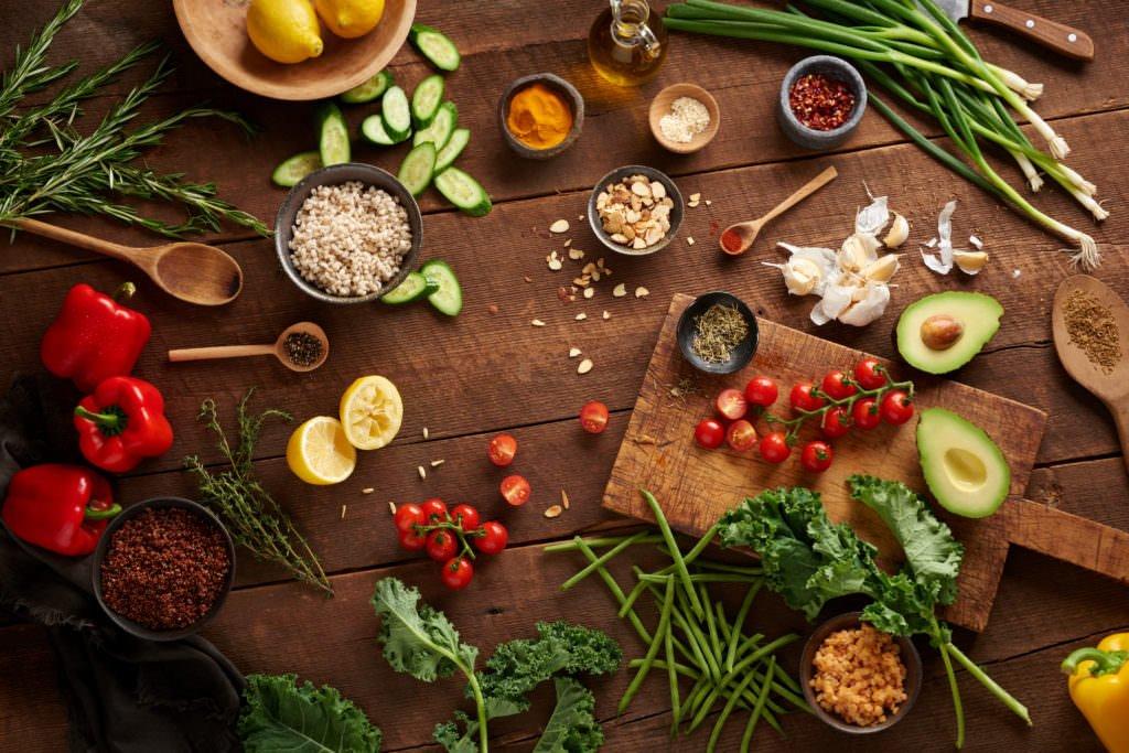 Food photography in Philadelphia