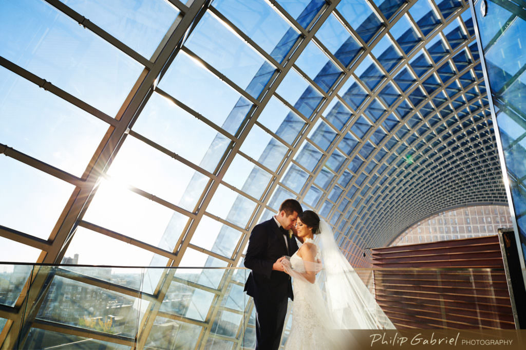 The Kimmel Center Wedding in Philadelphia