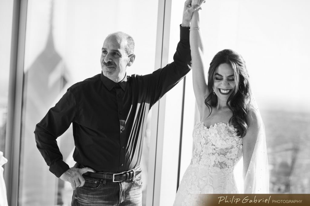 Philadelphia Wedding Photography at the Four Seasons Philadelphia
