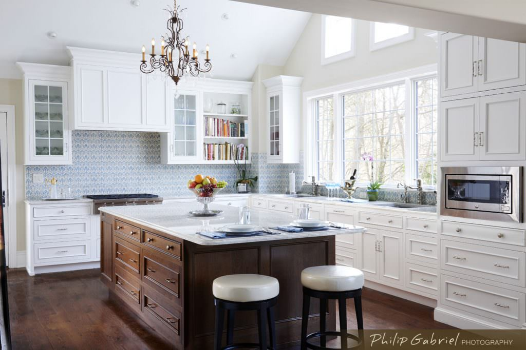 Architecture Interior Design Kitchen Renovation Photographed by Philip Gabriel Photography