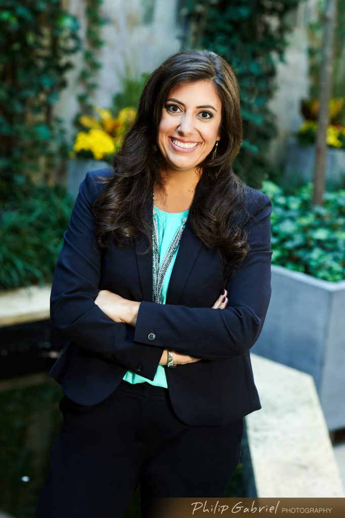 Corporate headshot outdoors woman Photographed by Philip Gabriel Photography