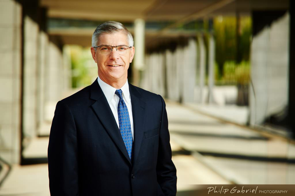 Corporate headshot outdoors man Photographed by Philip Gabriel Photography