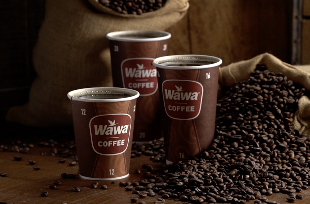Video Wawa Coffee Drinks Photographed by Philip Gabriel Photography