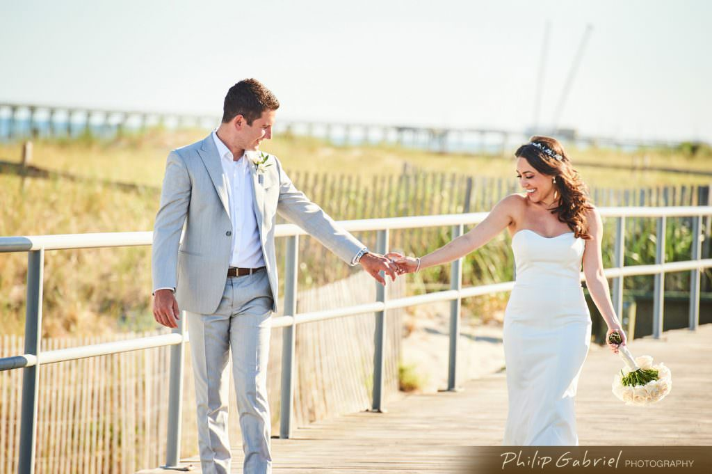 Micro Wedding at the Jersey Shore