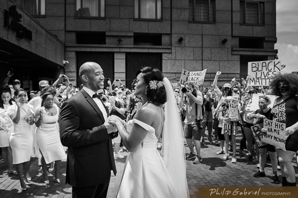 Wedding Photos at The Logan Hotel Philadlephia