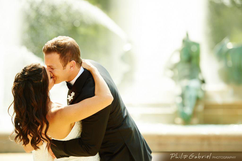 Wedding photos in Logan Circle