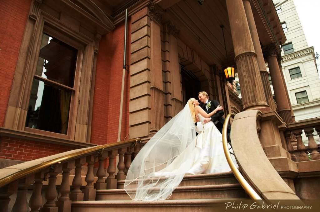 Wedding Photography at The Union League Philadelphia