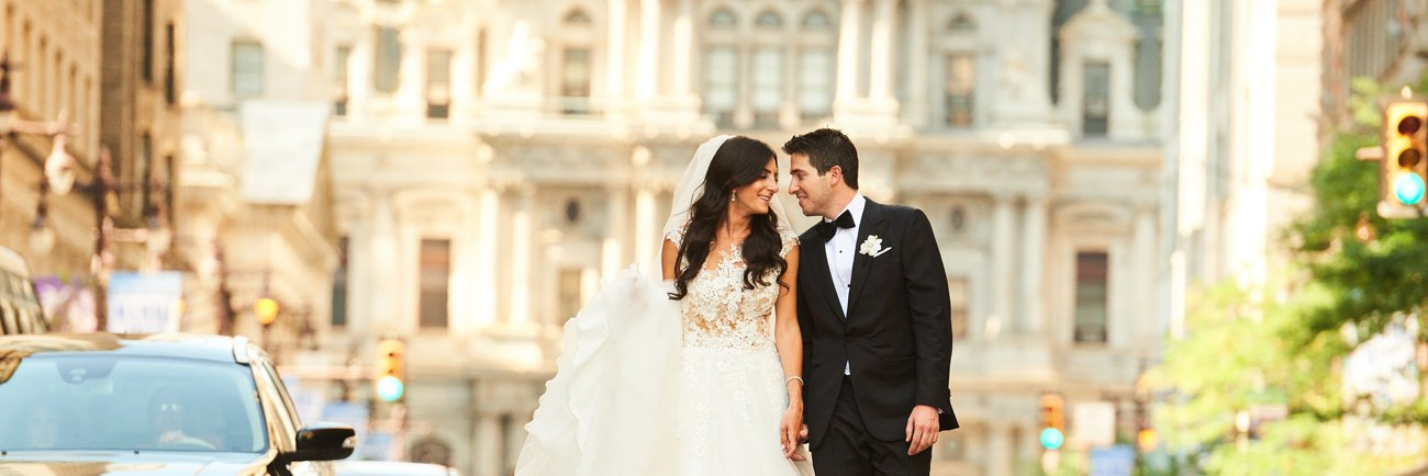 Favorite Wedding Photography Locations in Philadelphia - Center City!