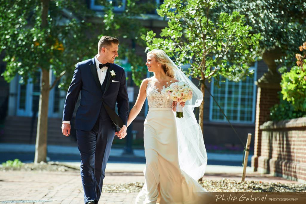 Wedding photos in Old CityPhiladelphia