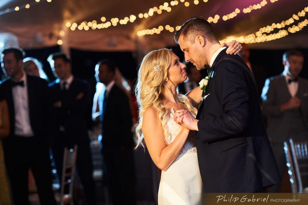 Outdoor Wedding at The Ballroom at Ellis Preserve